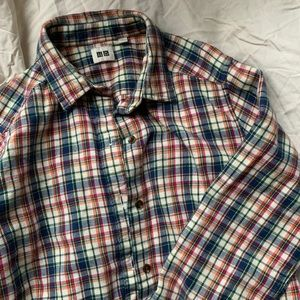 Uniqlo Flannel Shirt